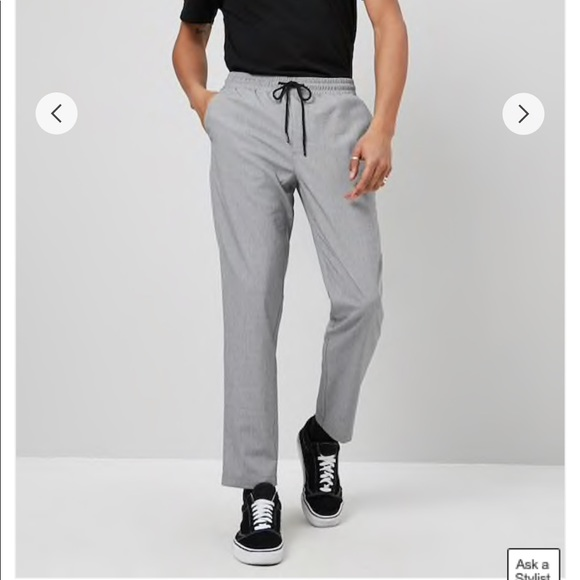 Forever 21 Other - Houndstooth Ankle Pants